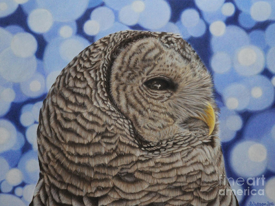 Nikita Painting - Nikita by Jennifer Watson