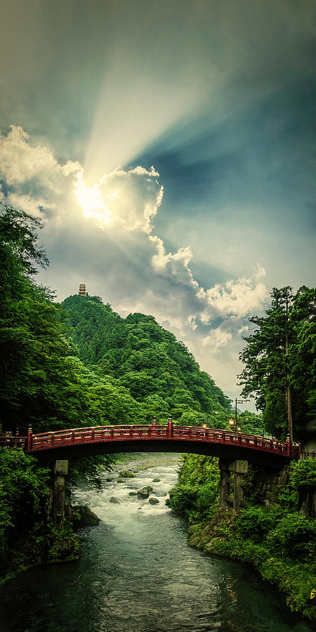 Nikko Photograph by Nathan Spotts