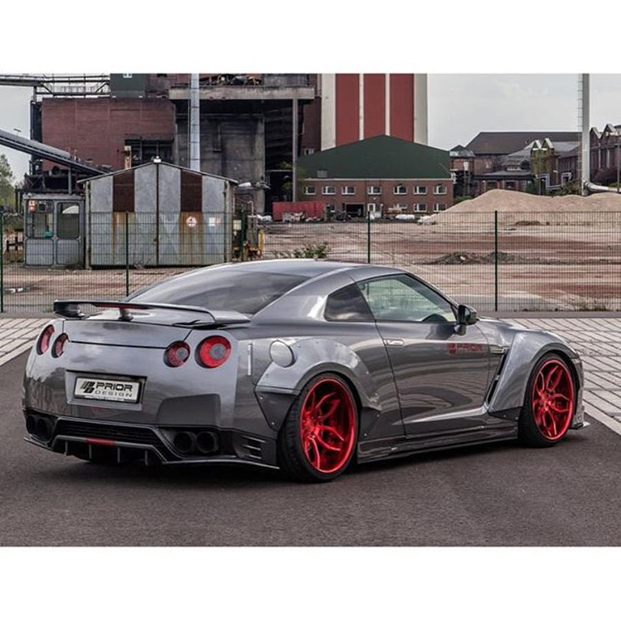 Turbo Photograph   Nissan Gtr R35 #nissan #gtr #r35 By Super Street Car