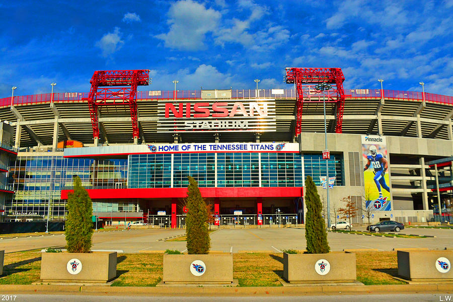 finest selection d9dce a9052 Nissan Stadium Home Of The Tennessee Titans