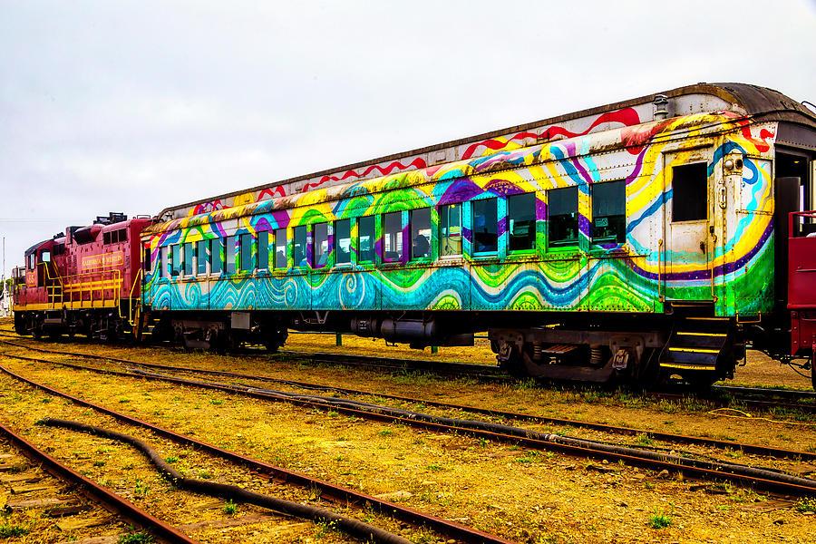 Gay public train
