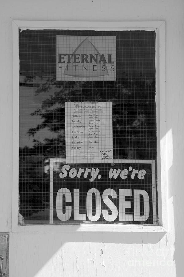 Eternity Photograph - No Eternity by Lionel F Stevenson