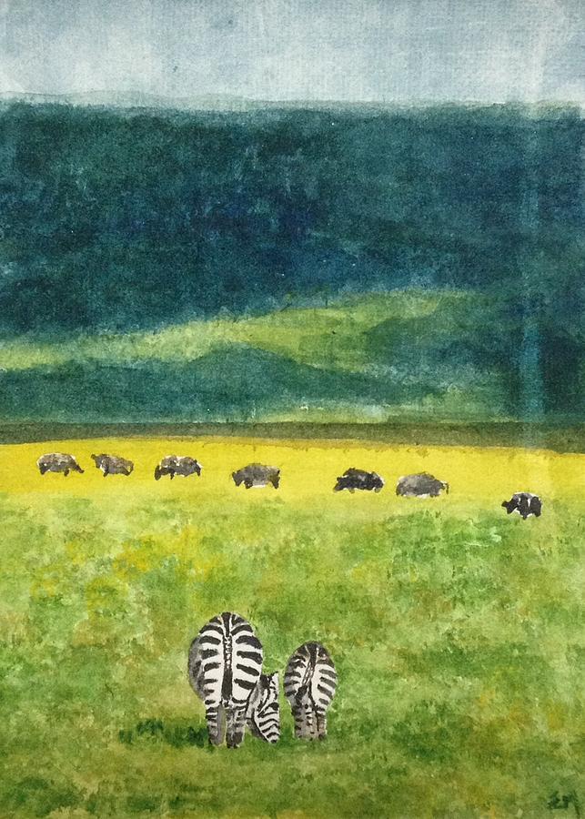 No hurry by Elizabeth Mundaden