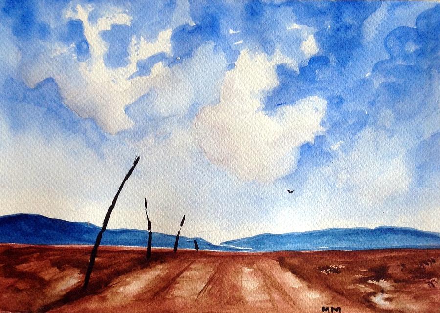 No Mans Land Painting
