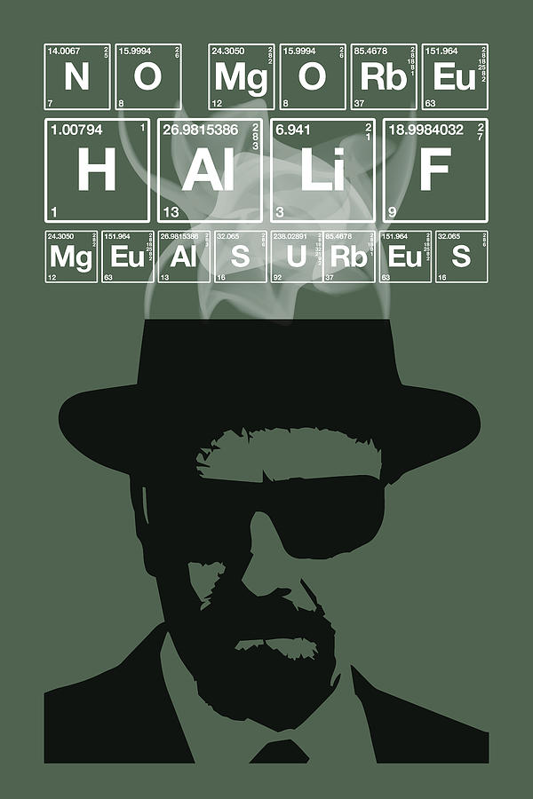 No More Half Measures - Breaking Bad Poster Walter White ...  No Half Measures Breaking Bad