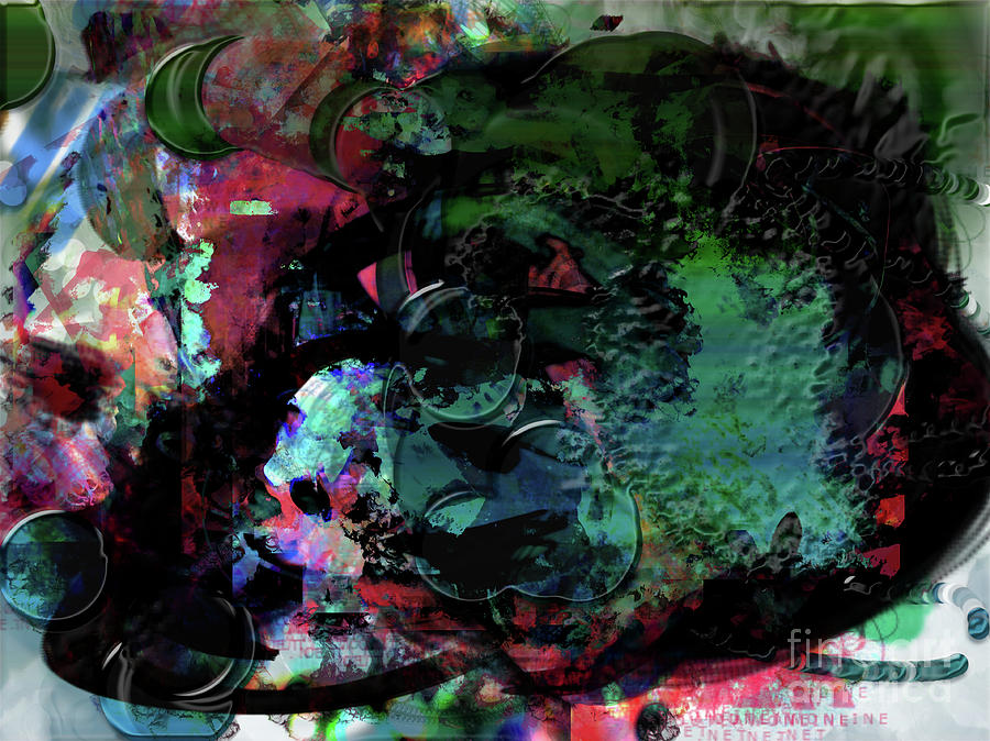 Seeing Digital Art - No Thats It by James Thomas