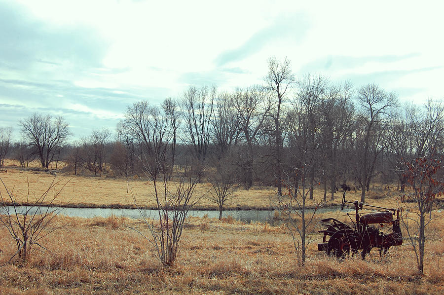 Farm Photograph - No Till Farm by Jame Hayes