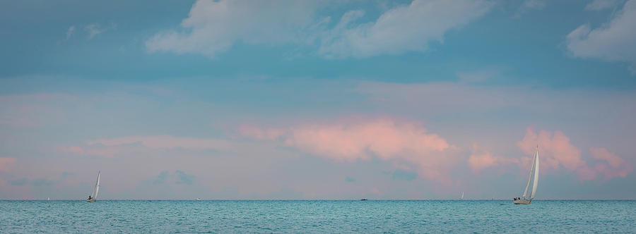 Sailing Photograph - No Worries by James Meyer