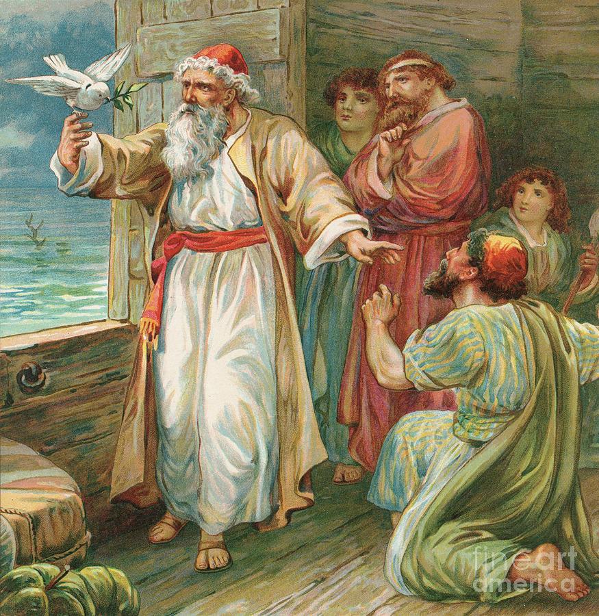 Библейские предания в картинках