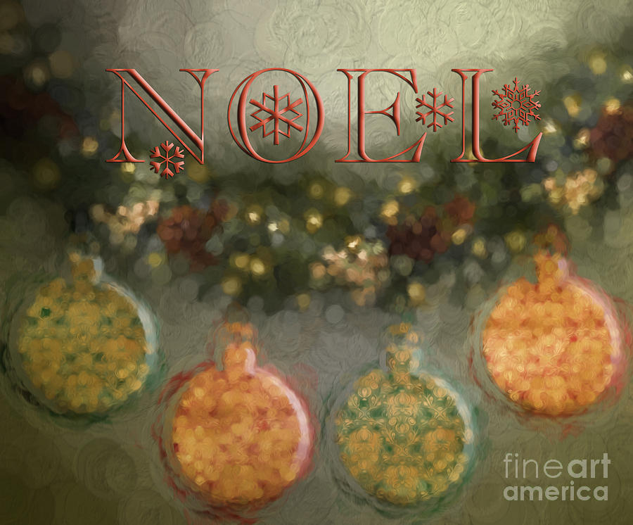 NOEL by Pam  Holdsworth
