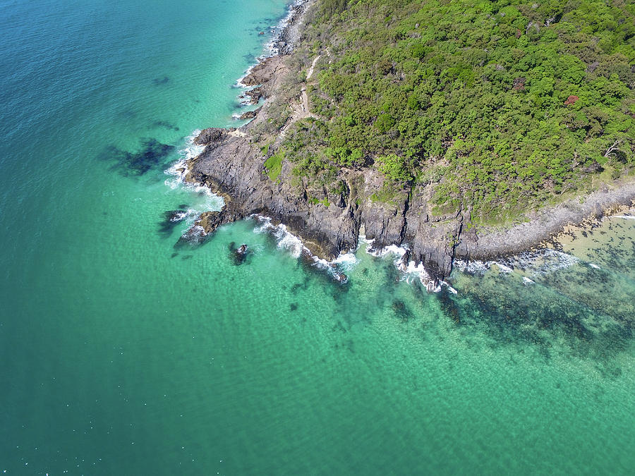 Noosa National Park by Keiran Lusk