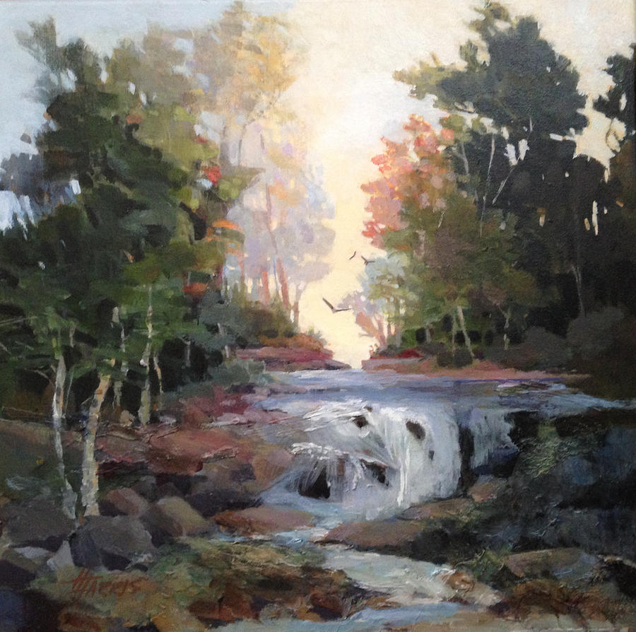 North Creek ...Revisited by Helen Harris