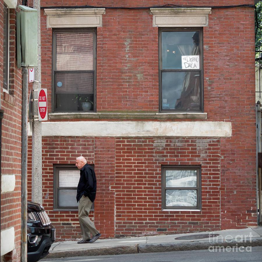 North End, Boston, Massachusetts  -91859 by John Bald