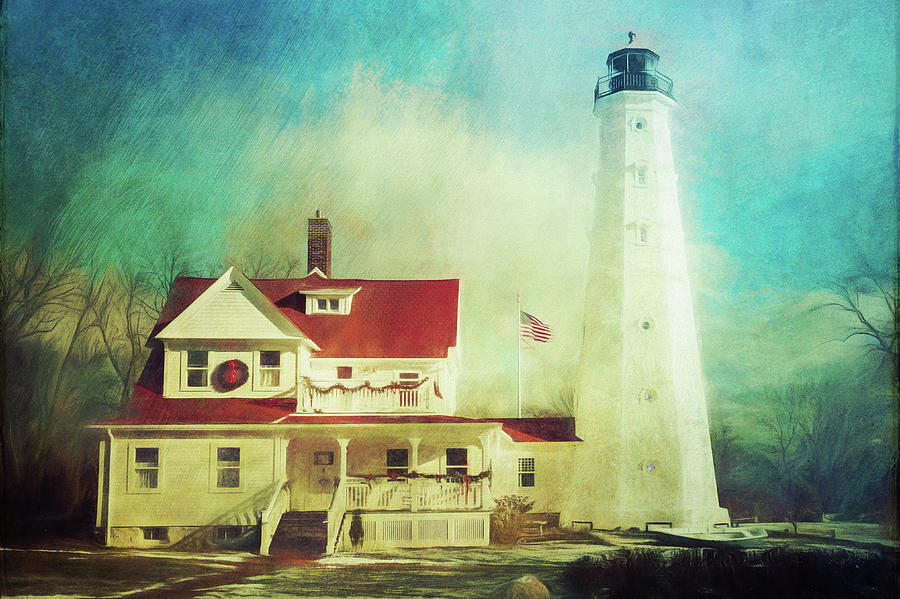 North Point Lighthouse Keeper's Quarters
