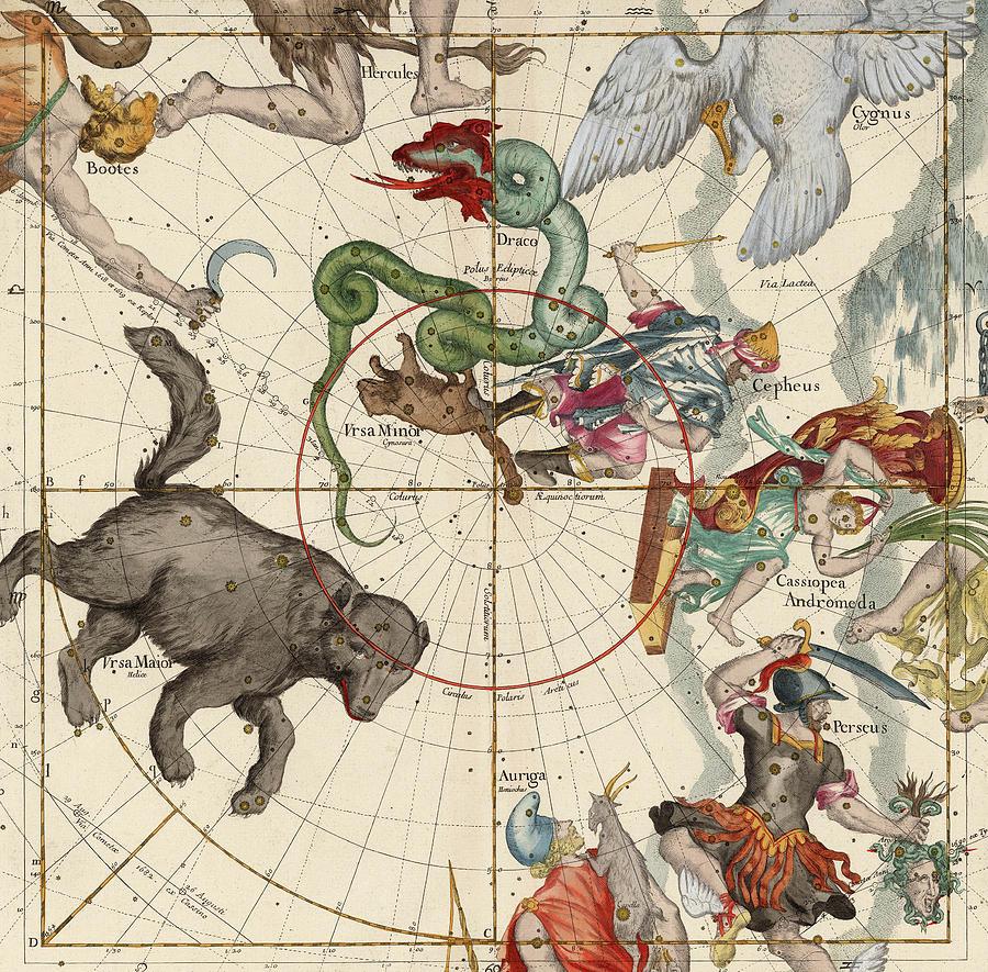 North Pole Painting - North Pole by Ignace-Gaston Pardies
