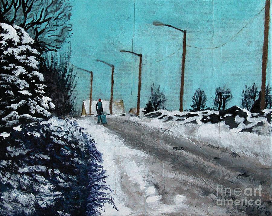North Sea Road by Marina McLain