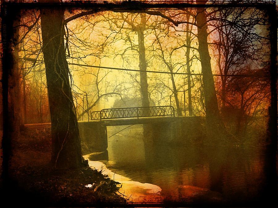 North Webster Bridge by Michael L Kimble