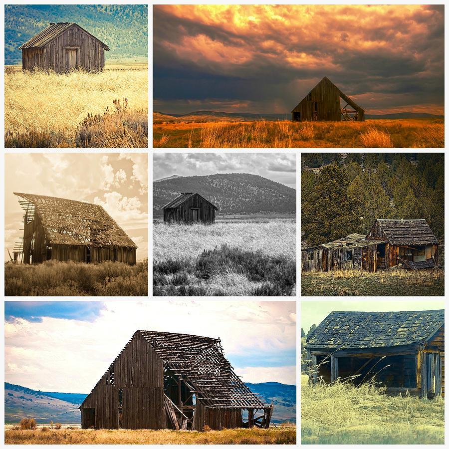 Northeastern California Barns by Sherri Meyer