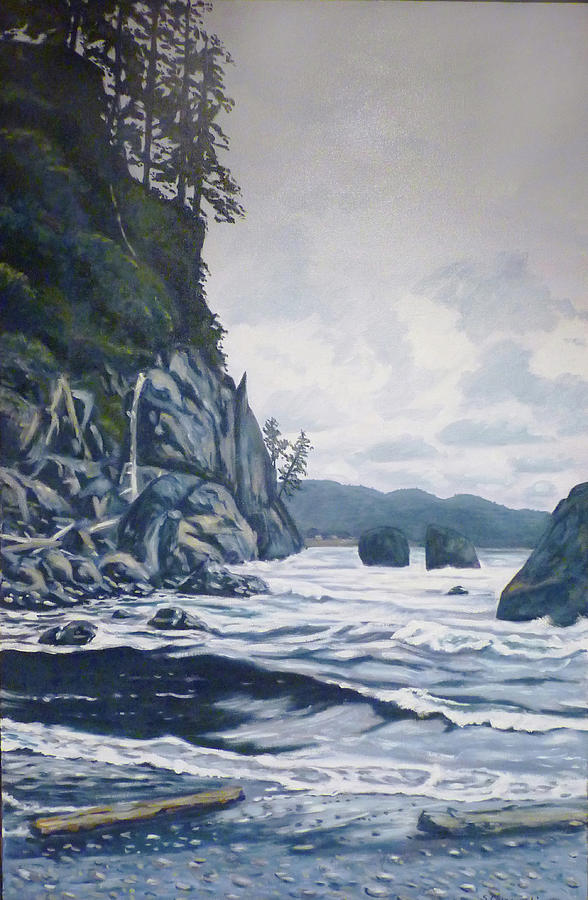 Northwest Coast by Stan Chraminski