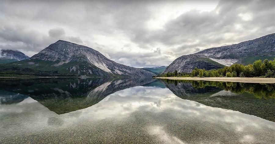 Norway I by Thomas M Pikolin