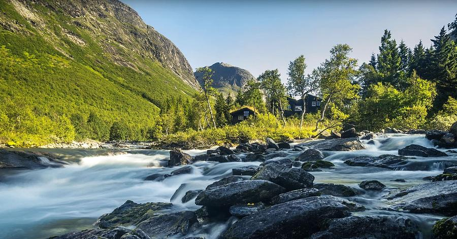 Norway II by Thomas M Pikolin