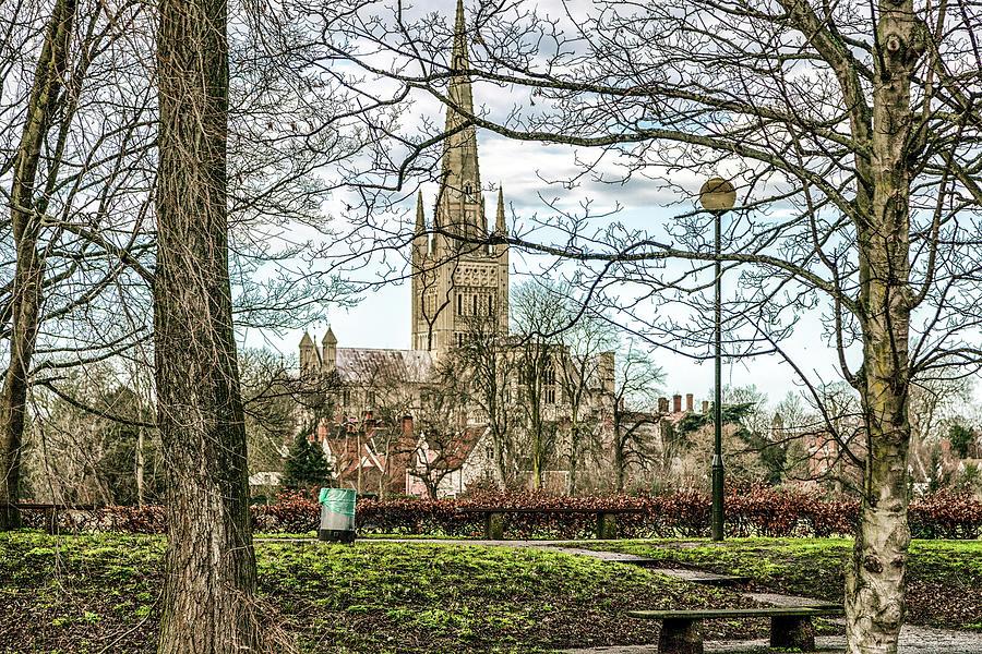 Norwich Cathedral by Makk