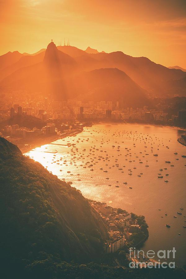 Rio De Janeiro Photograph - Nostalgia by Rami Ruhman