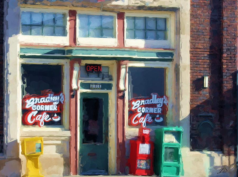 Old Building Photograph - Nostalgia by Jim  Darnall