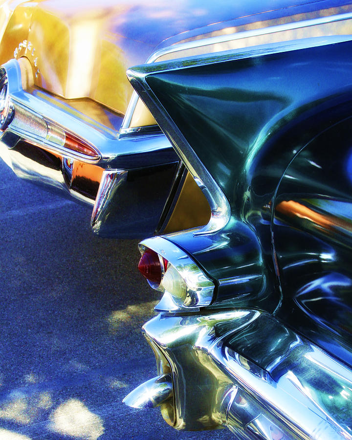 Car Auction Photograph - Nostalgia by William Dey