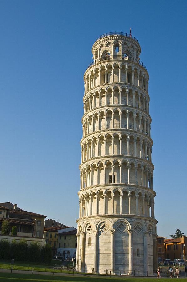 Not Pizza, Pisa by Richard Henne