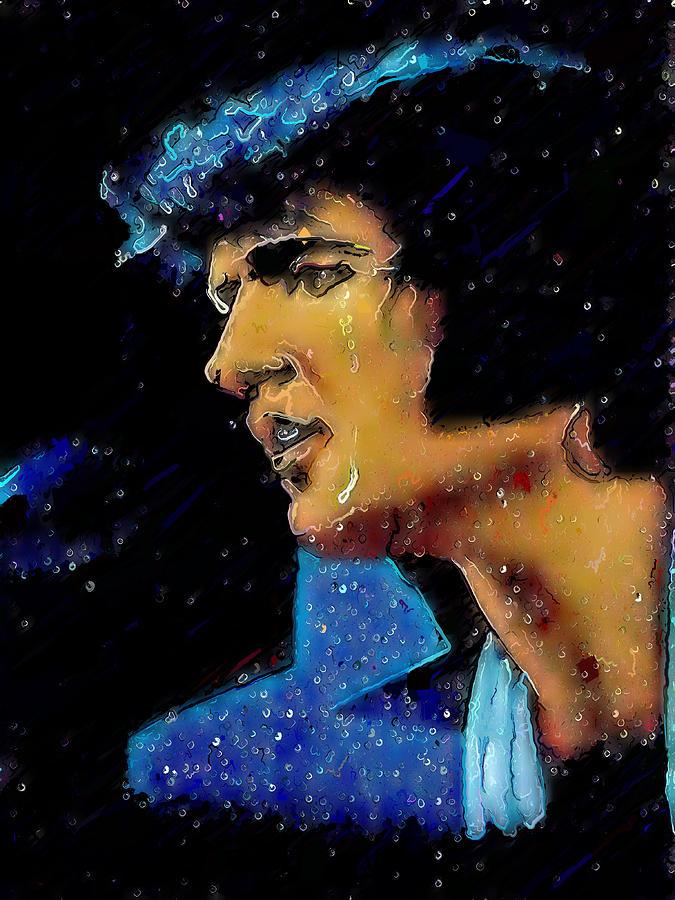 Not So Velvet Elvis Photograph