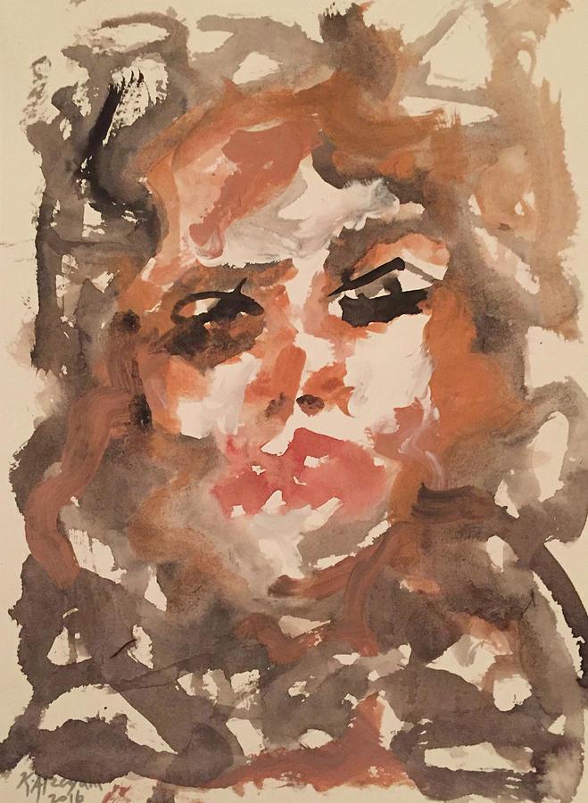 Impressionism Painting - Noto I by Khalid Alzayani