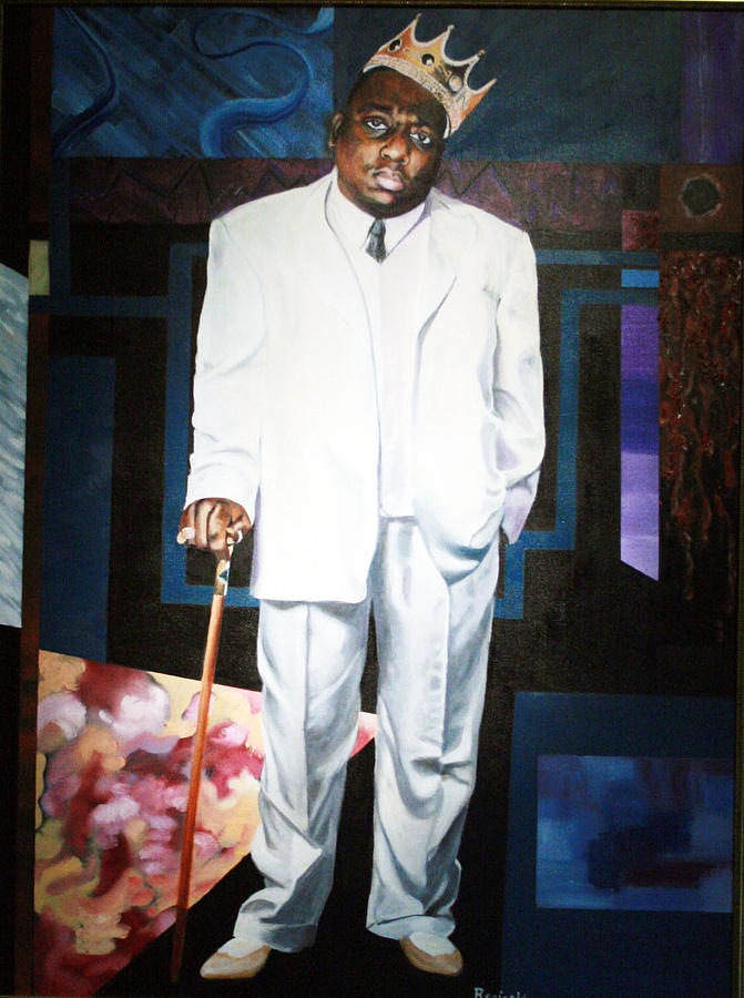Notorious Painting by Reginald Armstrong