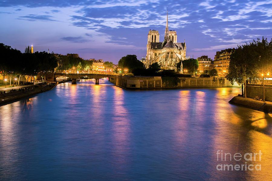 Notre Dame de Paris  by Tim Mulina