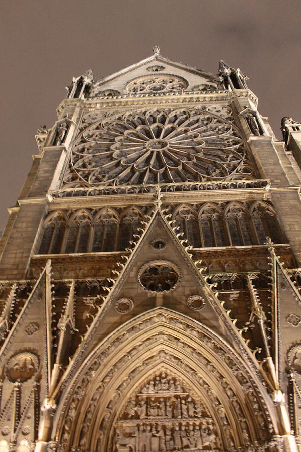 Notre Dame North by Christopher Kirby