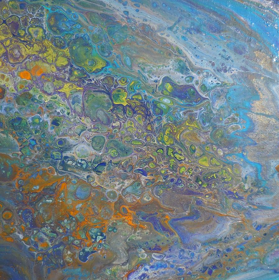 Art Collective Mixed Media - Nova Color by Darin Black