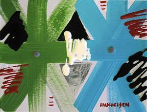 November 19 2009 Painting by Michael Raucheisen