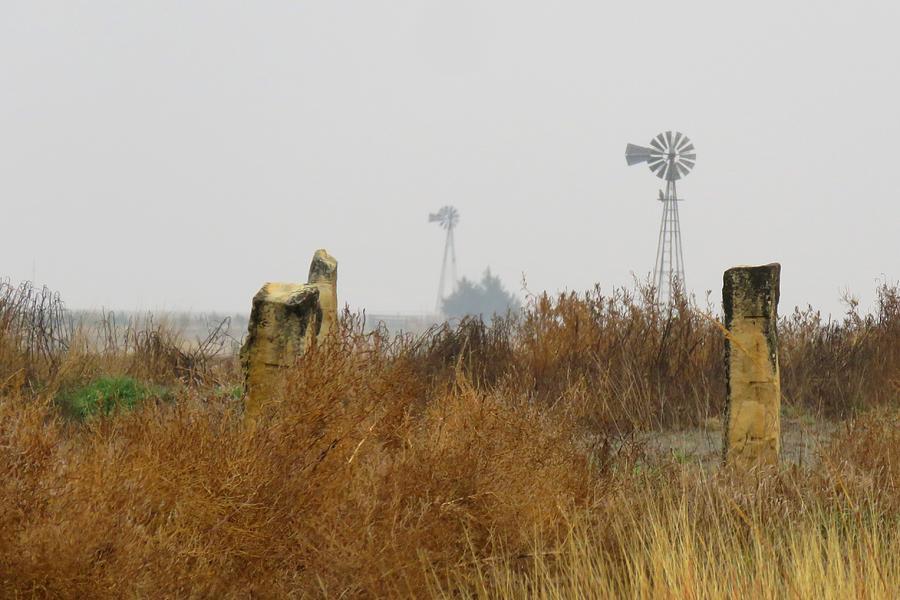 November in Ellis County Kansas by Keith Stokes