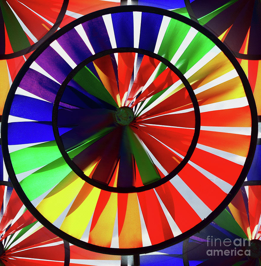 noWind wheel by Luc Van de Steeg