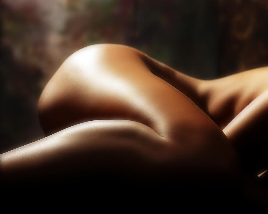 Nude Photograph - Nude 1 by Anthony Jones