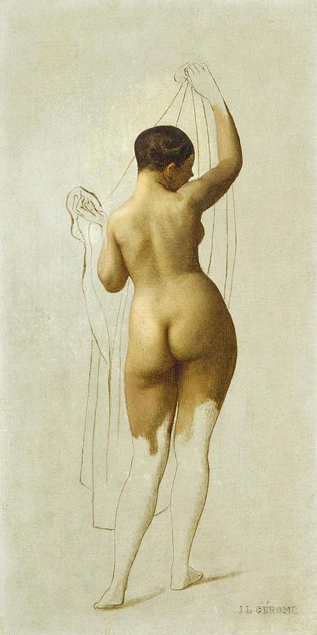 nude queen
