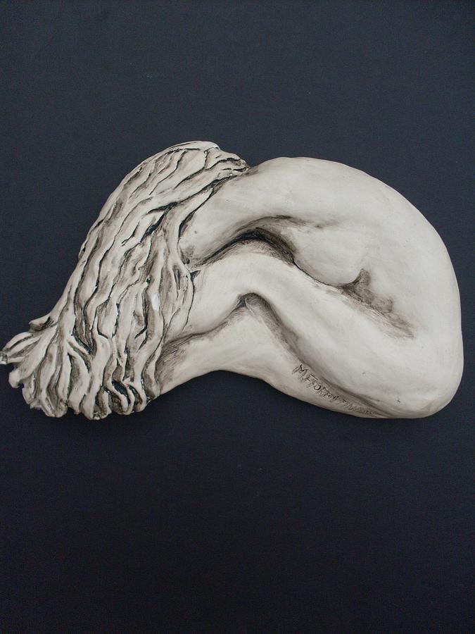Sculpture Sculpture - Nude Sculpture by Melissa Florentino