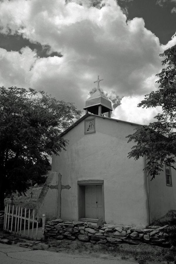 Nuestra Senora De La Luz Photograph by Jeannette Wood
