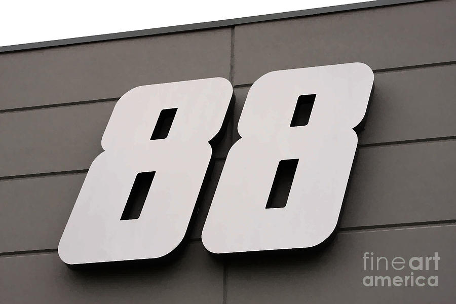 Number 88 Photograph By Karol Livote