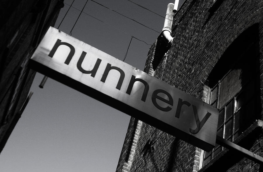 Photographer Photograph - Nunnery 1 by Jez C Self