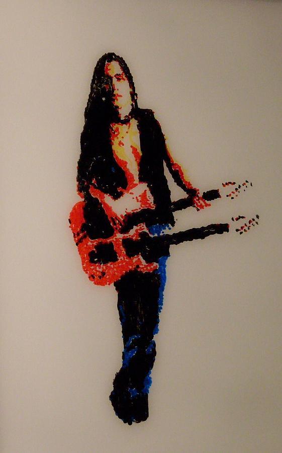 Nuno Painting - Nuno by Grant Van Driest