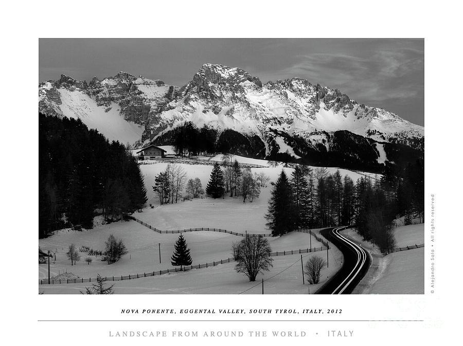 Nuova Ponente, South Tyrol, Italy 2011 by Alejandro Sala