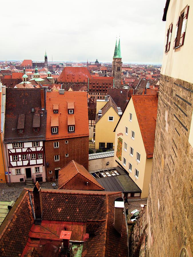 Nuremberg Cityscape by Steven Myers