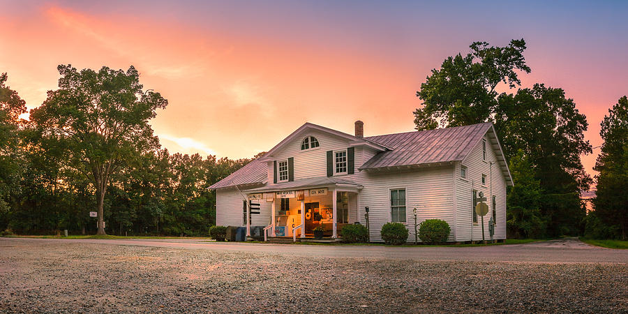 General Store Photograph - Nuttall General Store by Paul Gretes