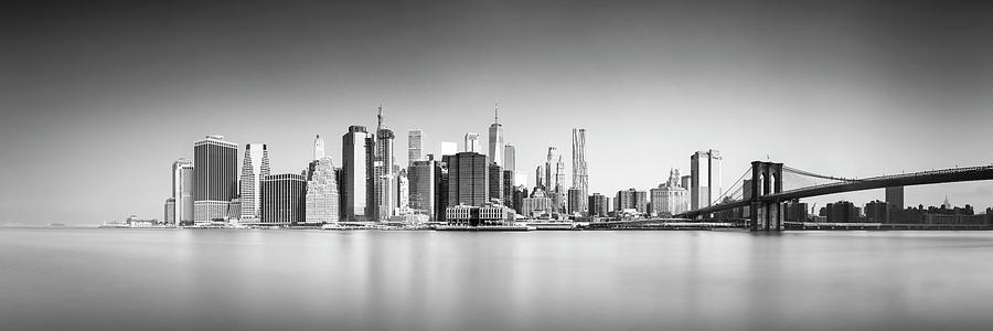 NY Skyline by Ivo Kerssemakers